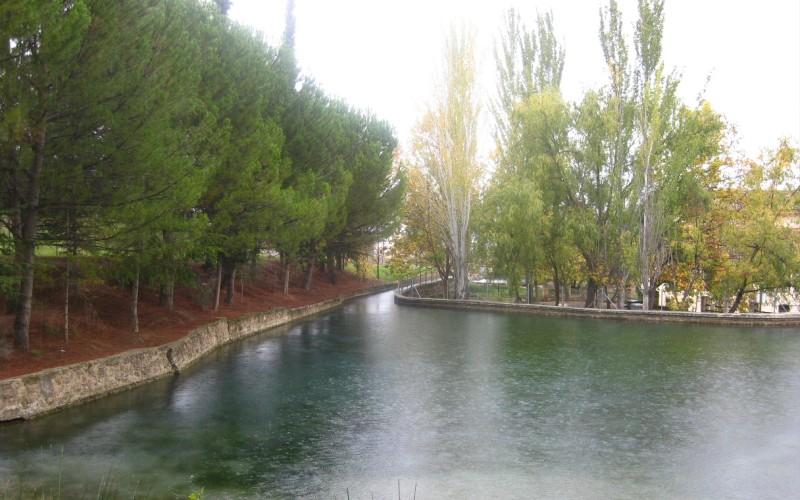 Nacimiento río Arbuniel, Jaén