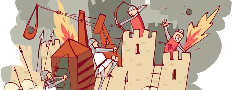 La Guerra de la Navarrería en Pamplona