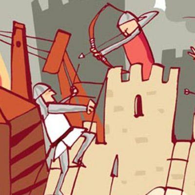 Guerre de la Navarrerie à Pamplune