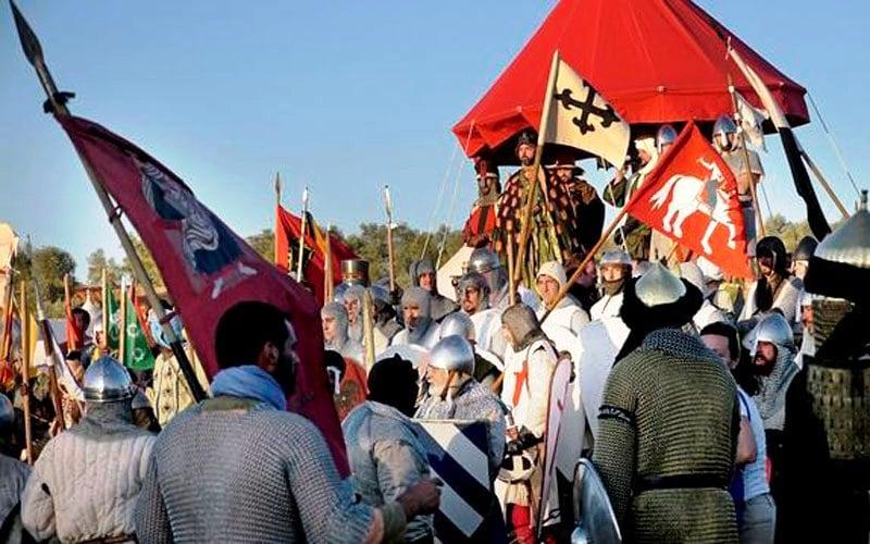 Reconquista en España