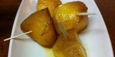 comer santiago compostela negreira patata
