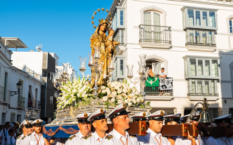 Virgen del Carmen de Nerja