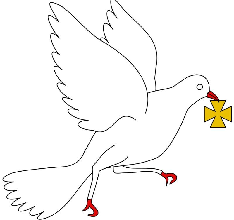 Emblema de la Orden de Santa Cristina