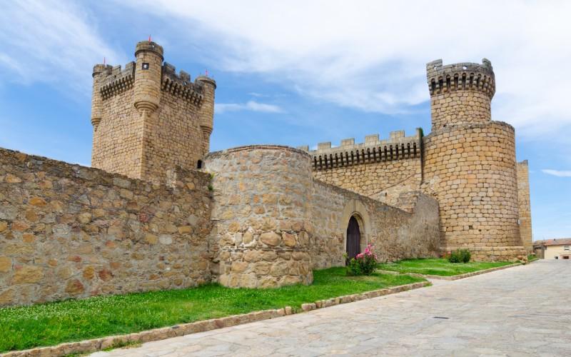 Castillo medieval, Oropesa