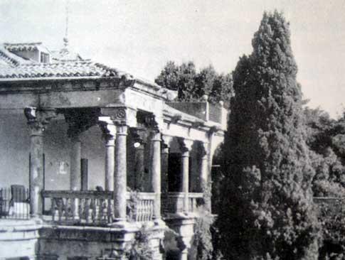 palacio villena cadalso vidrios