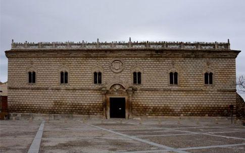Palacio de los Duques de Medinaceli en Cogolludo