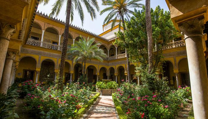 palacio duenas sevilla museos gratis
