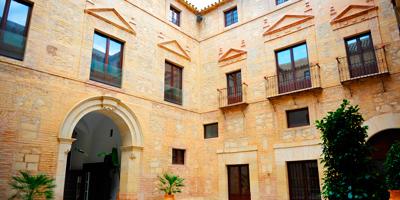 Palacio de las Cortes de Lucena