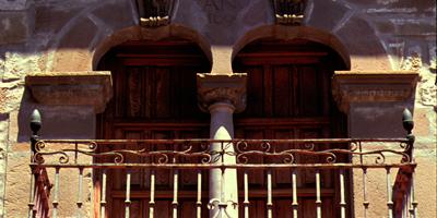 Palacio de los Orozco en Linares