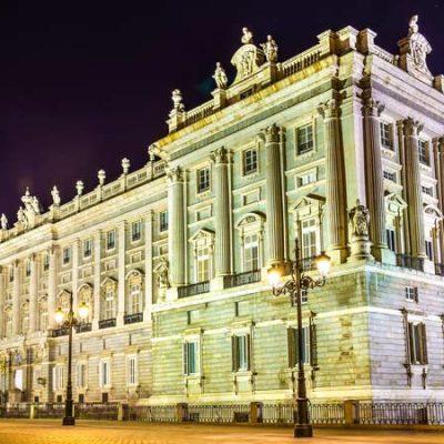 Promenade dans le Madrid de la Maison d'Autriche