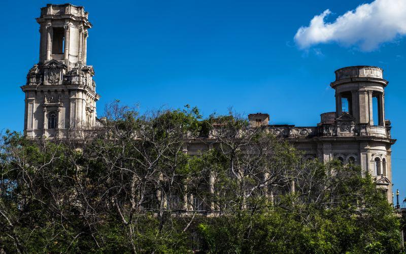 Palacio Asturiano de La Habana