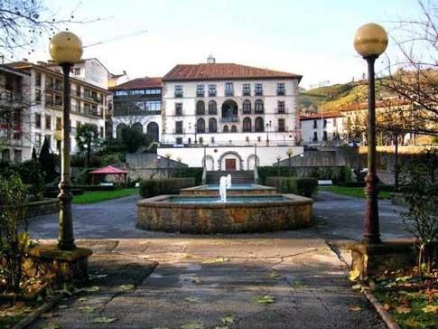 Palacio Barrena en Ordizia