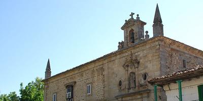 Exterior del Palacio Cuevas de Velasco, uno de los lugares que ver en Espinosa de los Monteros