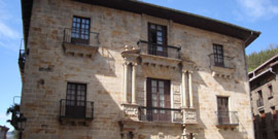 Palacio de Egino Mallea en Bergara