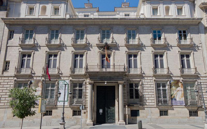 palacio de Goyeneche Madrid