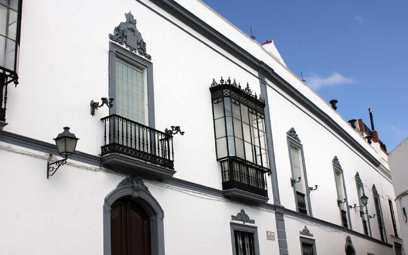 Palacio de Sotomayor Jerez de los Caballeros