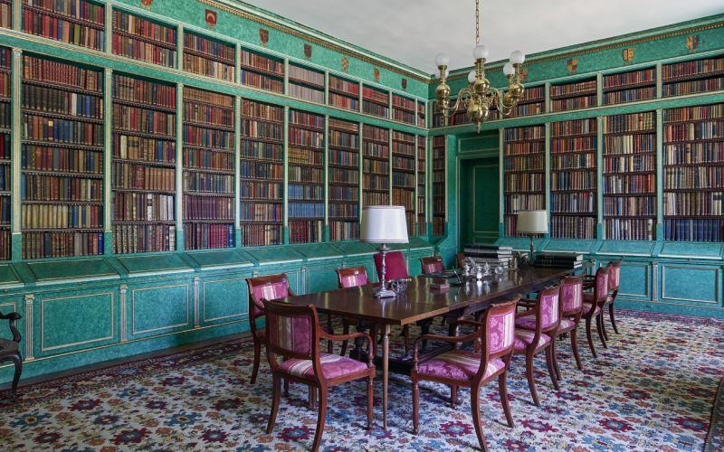 Biblioteca del Palacio de Liria