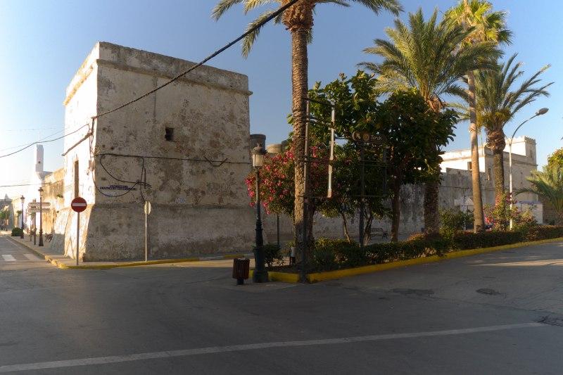 Palacio de las Pilas en Zahara de los Atunes, Cádiz