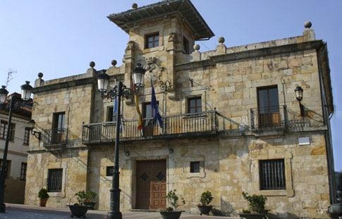 Palacio Álvarez en Colunga