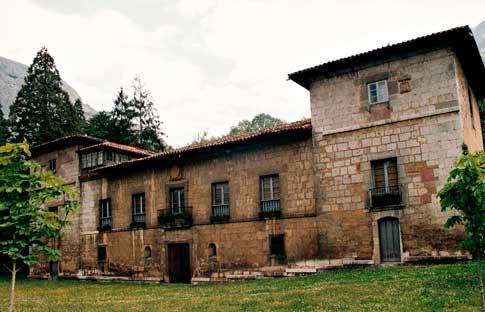Palacio de los condes de Aguera Teverga