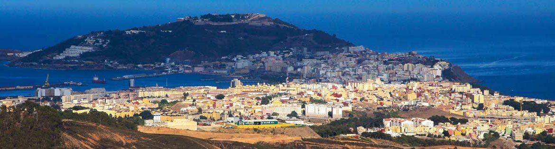 Panorámica de qué ver en Ceuta