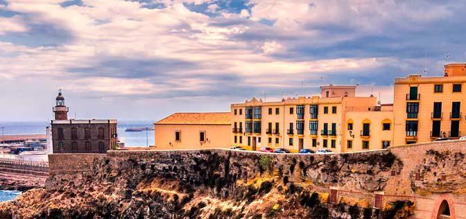Que ver en Melilla