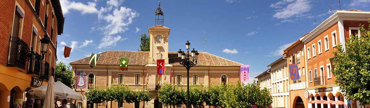 Dónde dormir en Carrión de los Condes, Palencia