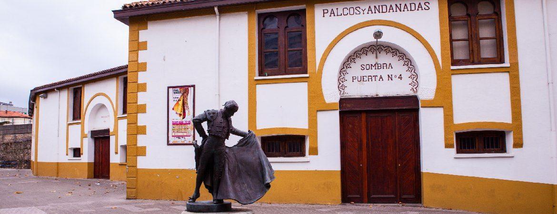 Plaza de Cuatro Caminos en Santander