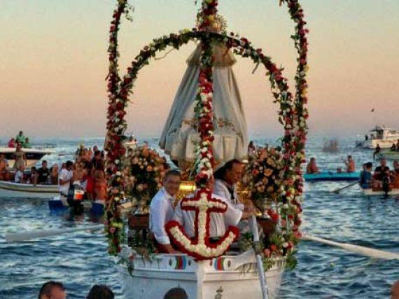 Almería / Fiestas Virgen del Mar