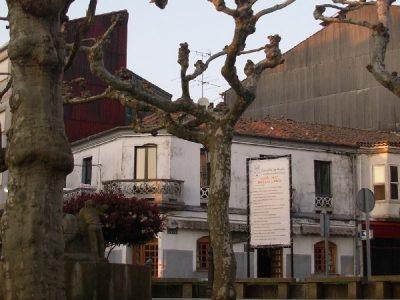 Arzúa, la parada que une el Camino Francés y del Norte