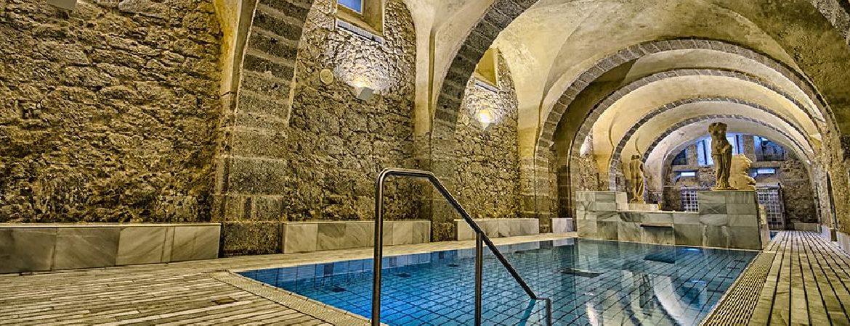 aguas termales de España