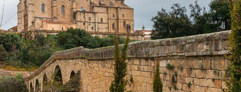 Panorámica de Coria, uno de los pueblos más antiguos de España