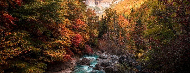panorámica valles de españa escapada otoño