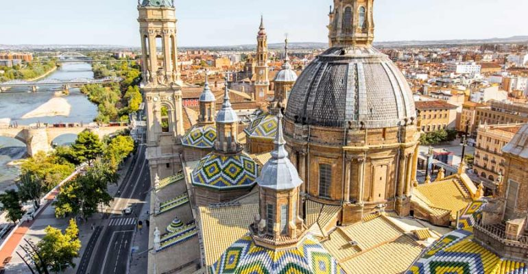 Escapada y que hacer en Zaragoza