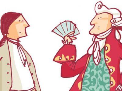 La Machinada contra «los caballeritos»