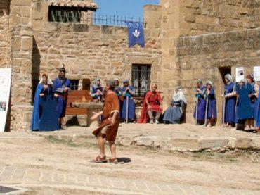 Artajona / Encuentros con la Historia