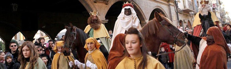 Misterio de los Reyes Magos de Sanguesa