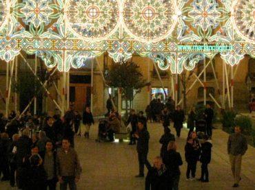 Valls / Fiestas Decenales de la Virgen de La Candela