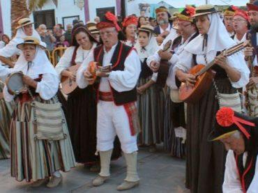 Betancuria / Fiestas de la Peña