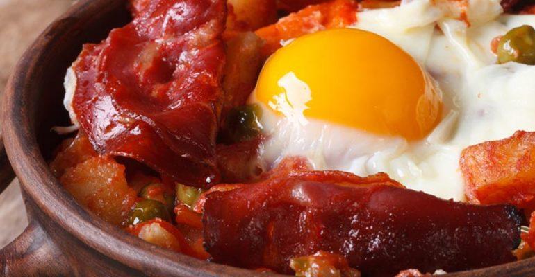 8 platos típicos de Andalucía