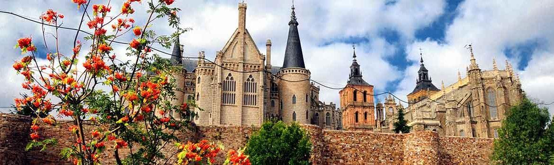 Dónde dormir en Astorga