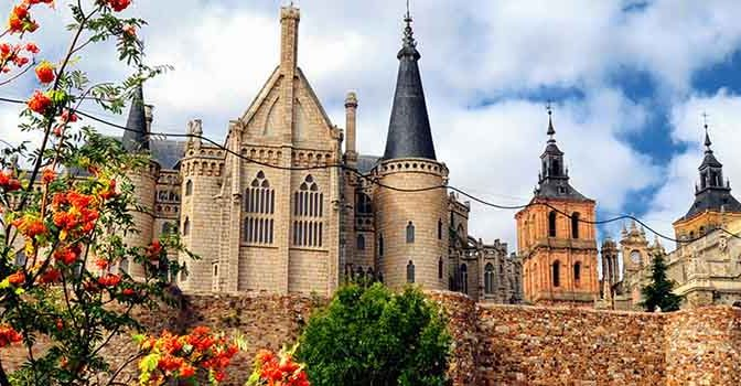 Sleep in Astorga