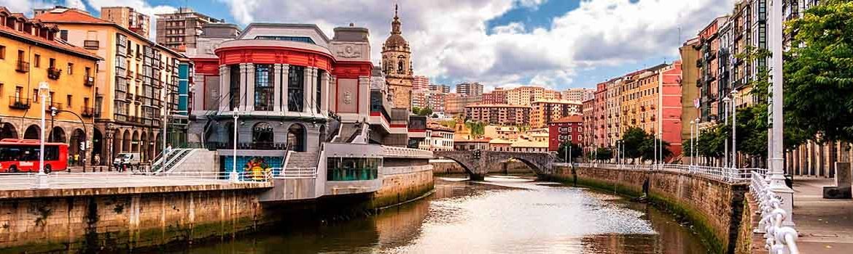 dormir en Bilbao Casco Viejo