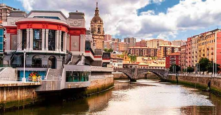 Dormir en Bilbao – Bilbo / Margen derecha