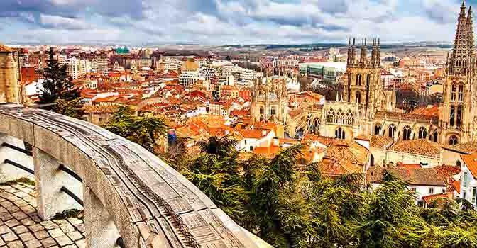 Dónde dormir en Burgos