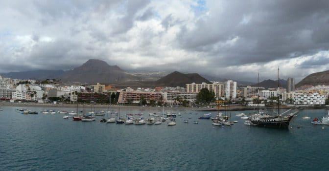 Dormir à Los Cristianos - Tenerife