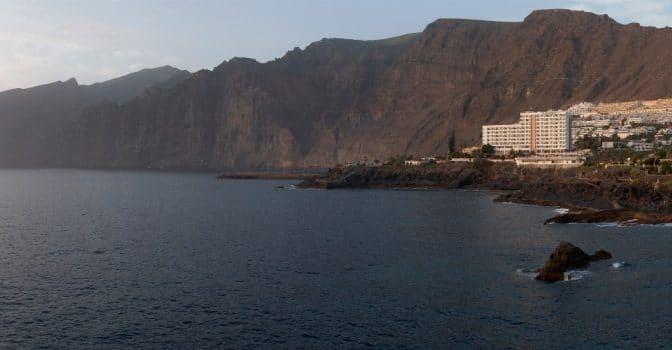 Dormir à Los Gigantes - Tenerife