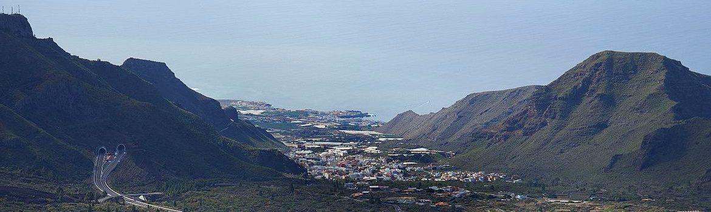 dónde dormir en Puerto de Santiago