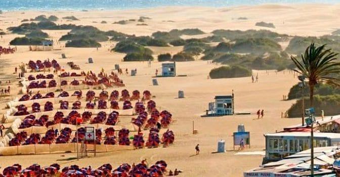 Dónde dormir en Playa del Inglés - Gran Canaria