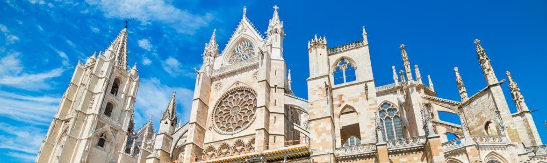 catedral leon espana fascinante